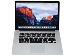"Apple Grade A Laptop MacBook Pro MJLQ2LL/A Intel Core i7 2.20 GHz 16 GB Memory 256 GB SSD 15.4"" OS X 10.10 Yosemite"