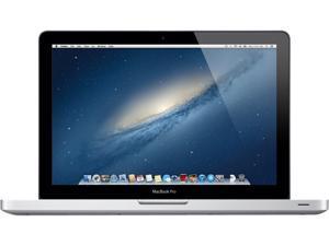 "Apple Laptop MacBook Pro MD101LL/A Intel Core i5 2.5 GHz 4 GB Memory 500 GB HDD Intel HD Graphics 4000 13.3"" Mac OS X 10.7 Lion"
