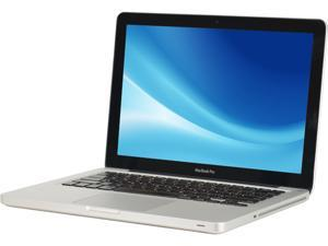 "Apple Laptop MacBook Pro A1278 Intel Core i5 2435M (2.40 GHz) 8 GB Memory 500 GB HDD Intel HD Graphics 3000 13.0"""