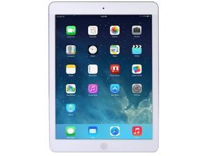 "Apple Refurbished iPad Air Tablet Apple A7 X2 2.4GHz 9.7"" (White)"