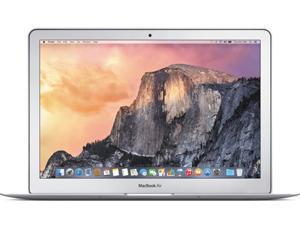 "Apple Laptop MacBook Air MMGG2LL/A Intel Core i5 5th Gen 1.60 GHz 8 GB LPDDR3 Memory 256 GB PCIe-Based Flash Storage Intel HD Graphics 6000 13.3"" Mac OS X v10.12 Sierra (Early 2015)"