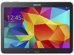 "SAMSUNG Galaxy Tab 4 10.1 Quad Core Processor 1.20 GHz 1.5 GB Memory 16 GB Flash Storage 10.1"" 1280 x 800 Tablet Android 4.4 (KitKat) Black"