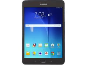 "SAMSUNG Galaxy Tab A 8.0 Qualcomm APQ8016 (1.20 GHz) 1.5 GB Memory 16 GB Flash Storage 8.0"" 1024 x 768 Tablet Android 5.0 (Lollipop) Smoky Titanium"