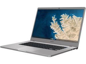 "SAMSUNG Chromebook 4 + XE350XBA-K01US Chromebook Intel Celeron N4000 (1.10 GHz) 4 GB LPDDR4 Memory 32 GB eMMC SSD 15.6"" Chrome OS"