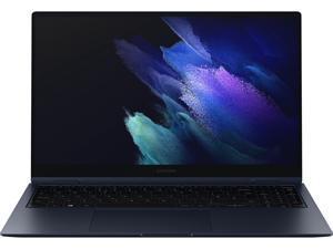 "SAMSUNG Galaxy Book Pro 360 Intel Core i5 11th Gen 1135G7 (2.40 GHz) 8 GB Memory 512 GB SSD Intel Iris Xe Graphics 15.6"" Touchscreen 2-in-1 Convertible 2-in-1 Laptop"