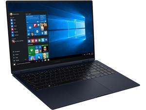 "SAMSUNG Galaxy Book Pro 360 NP950QDB-KB2CA Intel Core i7 11th Gen 1165G7 (2.80 GHz) 8 GB Memory 512 GB SSD Intel Iris Xe Graphics 15.6"" Touchscreen 1920 x 1080 2-in-1 Laptop Windows 10 Home"