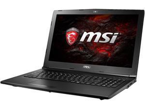 "MSI GL62M 15.6"" IPS GTX 1050 i5-7300HQ 8 GB Memory 256 GB SSD Windows 10 Home Gaming Laptop English Version"