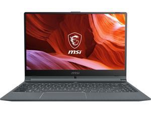 "MSI Laptop Modern 14 A10M-460 Intel Core i5 10th Gen 10210U (1.60 GHz) 8 GB Memory 512 GB NVMe SSD 14.0"" Windows 10 Home 64-bit"