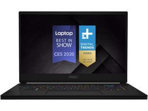 "MSI GS66 Stealth 10SGS-031, 15.6"" Gaming Laptop, Intel Core i9-10980HK, RTX 2080 Super Max-Q, 32 GB Memory, 1 TB SSD, Windows 10 Pro"