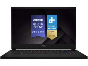 "MSI GS66 Stealth 10SE-039, 15.6"" Gaming Laptop, Intel Core i7-10750H, RTX 2060, 16 GB Memory, 512 GB SSD, Windows 10 Pro"