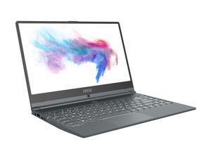 "MSI Laptop Modern 14 A10RAS-1031 Intel Core i5 10th Gen 10210U (1.60 GHz) 8 GB Memory 512 GB NVMe SSD NVIDIA GeForce MX330 14.0"" Windows 10 Pro 64-bit"