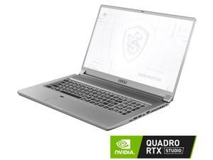 MSI WS75 10TK-469 FHD Mobile Workstation Intel Core i7-10875H Quadro RTX 3000 32 GB RAM 1 TB NVMe SSD WIN10 Pro TPM2.0 Fingerprint