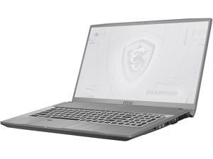 MSI WF75 10TJ-214CA FHD Mobile Workstation Intel Core i7-10750H Quadro T2000 32 GB RAM 1 TB NVMe SSD WIN10 Pro TPM2.0 Fingerprint