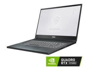 MSI WS66 10TLT-079 FHD Mobile Workstation Intel Core i7-10875H Quadro RTX 4000 32 GB RAM 1 TB NVMe SSD WIN10 Pro TPM2.0 Fingerprint