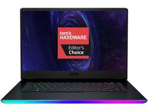 "MSI GE Series GE66 Raider 10SGS-288 15.6"" 300 Hz Intel Core i7 10th Gen 10875H (2.30 GHz) NVIDIA GeForce RTX 2080 SUPER Max-Q 32 GB Memory 1 TB NVMe SSD Windows 10 Home 64-bit Gaming Laptop"