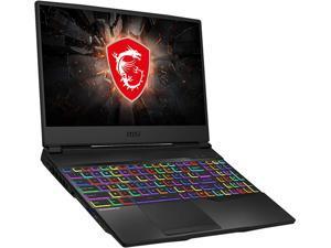 "MSI GL Series GL65 10SFSK-282CA Leopard 15.6"" 144 Hz IPS Intel Core i7 10th Gen 10750H (2.60 GHz) NVIDIA GeForce RTX 2070 SUPER 16 GB Memory 512 GB NVMe SSD Windows 10 Home 64-bit Gaming Laptop"