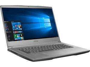 "MSI Laptop CREATOR15M044 Intel Core i5 9th Gen 9300H (2.40 GHz) 8 GB Memory 256 GB NVMe SSD NVIDIA GeForce GTX 1660 Ti 15.6"" Windows 10 Home 64-bit"