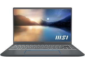 """MSI Laptop Prestige 14 A11SCX-090 Intel Core i7 11th Gen 1185G7 (3.00 GHz) 16 GB Memory 1 TB NVMe SSD NVIDIA GeForce GTX 1650 Max-Q 14.0"""" Windows 10 Pro 64-bit"""