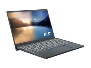 "MSI Laptop Prestige 14 A11SCX-090 Intel Core i7 11th Gen 1185G7 (3.00 GHz) 16 GB Memory 1 TB NVMe SSD NVIDIA GeForce GTX 1650 Max-Q 14.0"" Windows 10 Pro 64-bit"