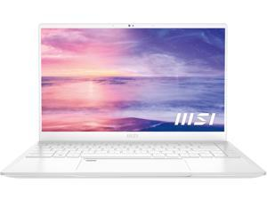 "MSI Laptop Prestige 14 A11SCX-091 Intel Core i7 11th Gen 1185G7 (3.00 GHz) 16 GB Memory 1 TB NVMe SSD NVIDIA GeForce GTX 1650 Max-Q 14.0"" Windows 10 Pro 64-bit"