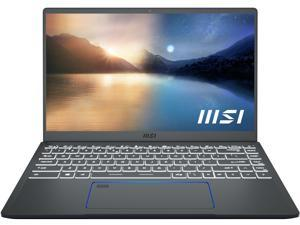 "MSI Laptop Prestige 14Evo A11M-042CA Intel Core i7 11th Gen 1185G7 (3.00 GHz) 16 GB LPDDR4X Memory 1 TB PCIe SSD Intel Iris Xe Graphics 14.0"" Windows 10 Pro 64-bit"