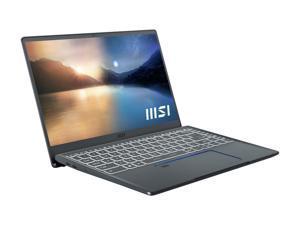 "MSI Laptop Prestige 14 EVO A11M-221 Intel Core i5 11th Gen 1135G7 (2.40 GHz) 16 GB LPDDR4X Memory 512 GB NVMe SSD Intel Iris Xe Graphics 14.0"" Windows 10 Home 64-bit"