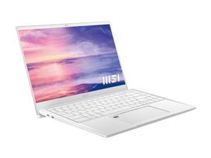 "MSI Laptop Prestige 14 EVO A11M-288 Intel Core i5 11th Gen 1135G7 (2.40 GHz) 16 GB Memory 512 GB NVMe SSD Intel Iris Xe Graphics 14.0"" Windows 10 Home 64-bit"
