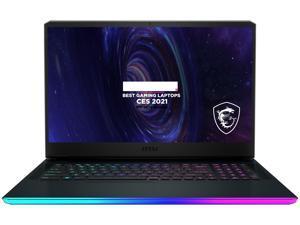 "MSI GE76 Raider 10UH-231 - 17.3"" 300 Hz IPS - Intel Core i7-10870H - NVIDIA GeForce RTX 3080 Laptop GPU 16 GB GDDR6 - 32 GB Memory - 1 TB NVMe SSD - Windows 10 Home - Gaming Laptop"