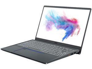 """MSI Laptop Prestige 14 A10SC-229 Intel Core i7 10th Gen 10510U (1.80 GHz) 16 GB LPDDR3 Memory 512 GB NVMe SSD NVIDIA GeForce GTX 1650 Max-Q 14.0"""" 4K/UHD Windows 10 Pro 64-bit"""