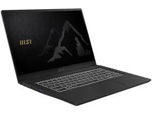 "MSI Laptop Summit B15 A11MT-401 Intel Core i7 11th Gen 1165G7 (2.80 GHz) 16 GB Memory 1 TB NVMe SSD Intel Iris Xe Graphics 15.6"" Windows 10 Pro 64-bit"
