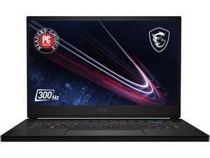 "MSI GS Series GS66 Stealth 11UH-020 15.6"" 300 Hz Intel Core i9 11th Gen 11900H (2.50 GHz) NVIDIA GeForce RTX 3080 Laptop GPU 32 GB Memory 1 TB NVMe SSD Windows 10 Pro 64-bit Gaming Laptop"