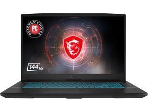 "MSI Crosshair 17 A11UDK-202 17.3"" 144 Hz IPS Intel Core i7 11th Gen 11800H (2.30 GHz) NVIDIA GeForce RTX 3050 Ti Laptop GPU 16 GB Memory 512 GB NVMe SSD Windows 10 Home 64-bit Gaming Laptop"