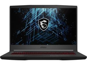 "MSI GF Series GF65 10UE-279CA Thin 15.6"" 144 Hz IPS Intel Core i5 10th Gen 10500H (2.50 GHz) NVIDIA GeForce RTX 3060 Laptop GPU 8 GB Memory 512 GB PCIe SSD Windows 10 Home 64-bit Gaming Laptop"