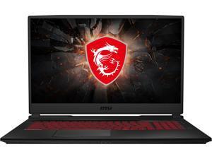 "MSI GL Series GL75 Leopard 10SDR-636 17.3"" 144 Hz IPS Intel Core i7 10th Gen 10750H (2.60 GHz) NVIDIA GeForce GTX 1660 Ti 16 GB Memory 256 GB NVMe SSD 1 TB HDD Windows 10 Home 64-bit Gaming Laptop"