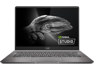 "MSI Laptop Creator Z16 A11UET-013 Intel Core i7 11th Gen 11800H (2.30 GHz) 32 GB Memory 1 TB NVMe SSD NVIDIA GeForce RTX 3060 Laptop GPU 16.0"" Touchscreen Windows 10 Pro 64-bit"
