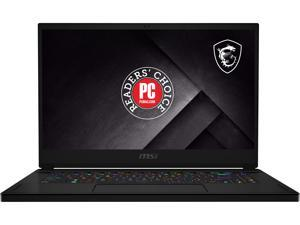 "MSI GS Series GS66 Stealth 10UE-498 15.6"" 240 Hz Intel Core i7 10th Gen 10870H (2.20 GHz) NVIDIA GeForce RTX 3060 Laptop GPU 32 GB Memory 2 TB NVMe SSD Windows 10 Home 64-bit Gaming Laptop"