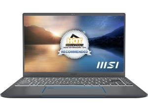 "MSI Laptop Prestige 14 EVO A11M-614 Intel Core i7 11th Gen 1185G7 (3.00 GHz) 32 GB Memory 1 TB NVMe SSD Intel Iris Xe Graphics 14.0"" Windows 10 Home 64-bit"
