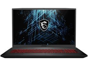 "MSI GF Series GF75 10UEK-011CA Thin 17.3"" 144 Hz IPS Intel Core i7 10th Gen 10750H (2.60 GHz) NVIDIA GeForce RTX 3060 Laptop GPU 16 GB Memory 1 TB PCIe SSD Windows 10 Home 64-bit Gaming Laptop"