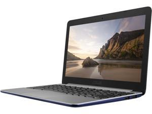 "ASUS C201PA-DS02 Chromebook Rockchip RK3288C (1.80 GHz) 4 GB OnBoard Memory 16 GB eMMC 11.6"" Chrome OS"