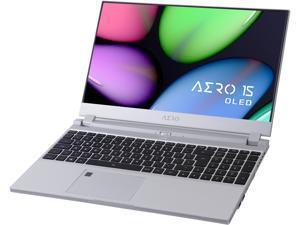 "GIGABYTE AERO 15S OLED SA-7US5130SH 15.6"" 4K AMOLED 60 Hz Intel Core i7 9th Gen 9750H (2.60 GHz) NVIDIA GeForce GTX 1660 Ti 16 GB Memory 512 GB SSD Windows 10 Home 64-bit Gaming Laptop"