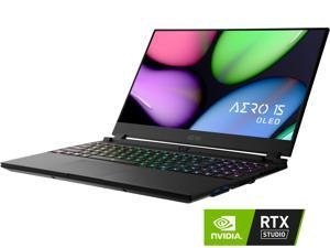 "GIGABYTE AERO 15 OLED XB-8US51B0SP, 15.6"" 4K/UHD Gaming Laptop, Intel Core i7-10875H, RTX 2070 Super Max-Q, 16 GB Memory, 512 GB SSD"