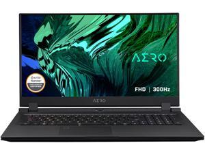 "GIGABYTE AERO 17 - 17.3"" 300 Hz - Intel Core i7-10870H - NVIDIA GeForce RTX 3060 Laptop GPU - 16 GB Memory - 1 TB SSD - Windows 10 Home - Gaming Laptop (AERO 17 KC-8US6150SH)"