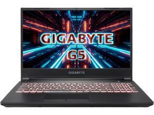 "GIGABYTE G5 - 15.6"" 240 Hz IPS - Intel Core i5-10500H - NVIDIA GeForce RTX 3060 Laptop GPU 6 GB GDDR6 - 16 GB Memory - 512 GB PCIe SSD - Windows 10 Home - Gaming Laptop (G5 KC-5US2130SH)"