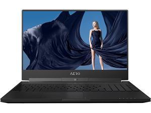 "GIGABYTE Aero 15X v8-BK4K4P 15.6"" 4K/UHD 60 Hz IPS Intel Core i7 8th Gen 8750H (2.20 GHz) NVIDIA GeForce GTX 1070 Max-Q 16 GB Memory 512 GB PCIe SSD Windows 10 Pro 64-bit Gaming Laptop"