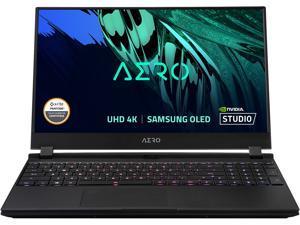 "GIGABYTE AERO 15 OLED YD - 15.6"" UHD 4K AMOLED, Intel Core i9, NVIDIA GeForce RTX 3080 Laptop GPU 16GB, 32GB RAM, 512GB SSD + 1TB SSD, Win10 Pro, Creator & Gaming Laptop (AERO 15 OLED YD-94US648SP)"