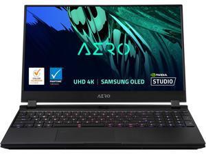 "GIGABYTE AERO 15 OLED YD - 15.6"" UHD 4K AMOLED IPS, Intel Core i9, NVIDIA GeForce RTX 3080 Laptop GPU 8GB GDDR6, 32GB RAM, 512GB SSD + 1TB SSD, Win10 Pro, Creator Laptop (AERO 15 OLED YD-93US648SP)"
