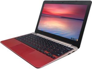 "ASUS C201PA-DS02-LG Chromebook Quad Core Processor 1.80 GHz 4 GB Memory 16 GB eMMC 11.6"" Chrome OS"