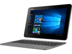 "ASUS Transformer Book T101HA-C4-GR Intel Atom x5-Z8350 (1.44 GHz) 4 GB Memory 64 GB eMMC 10.1"" Touchscreen 1280 x 800 Detachable 2-in-1 Laptop Windows 10 Home 64-Bit"