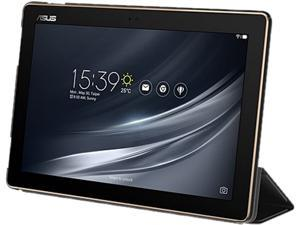 "ASUS ZenPad 10 Z301M-A2-GR MTK MT8163B (1.30 GHz) 2 GB LPDDR3 Memory 16 GB eMMC 10.1"" 1280 x 800 Tablet Android 7.0 (Nougat) Quartz Grey"
