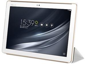 """ASUS ZenPad 10 Z301MF-A2-WH MTK MT8163A (1.50 GHz) 2 GB Memory 16 GB eMMC 10.1"""" 1920 x 1200 Tablet Android 7.0 (Nougat) Pearl White"""
